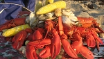 25th Annual OVL New England Family Clambake - Table